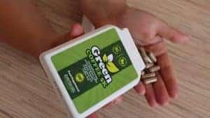 efekty zielonej kawy