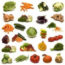 warzywna dieta