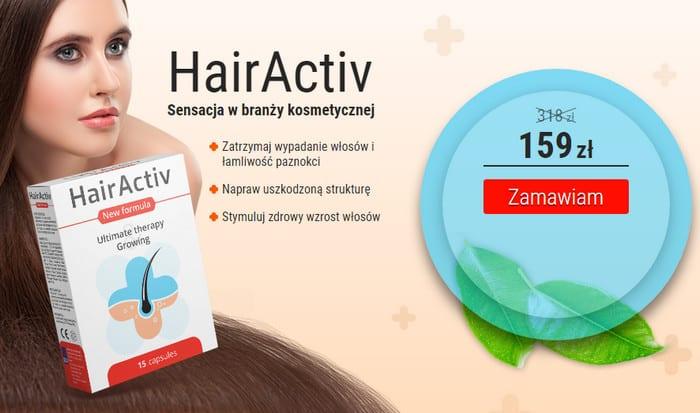 hairactiv cena