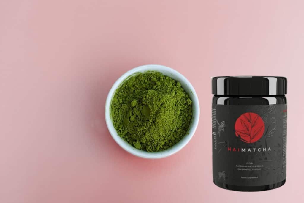 hai matcha herbata,jak działa, efekty,ulotka